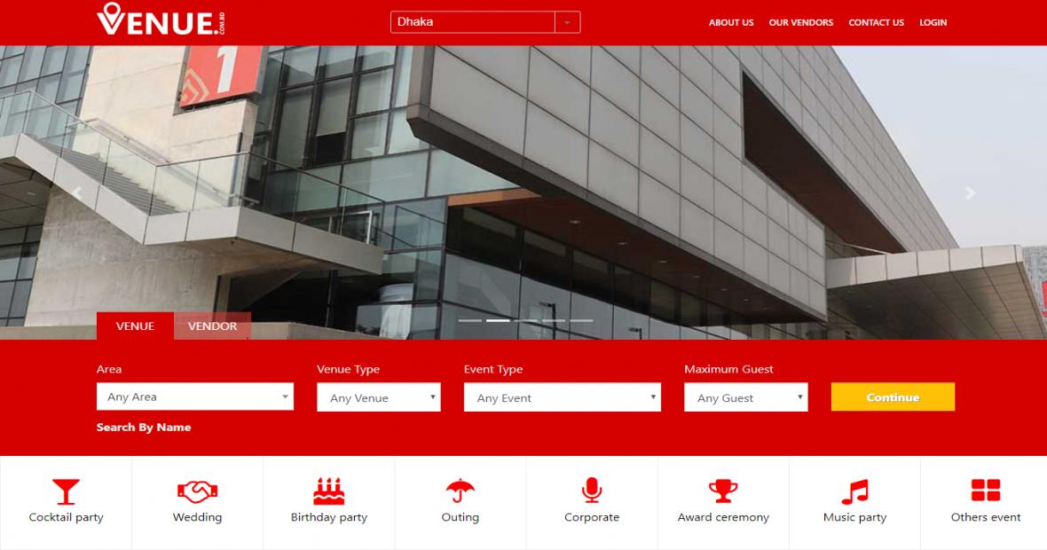 VENUE.com.bd