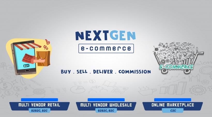 NEXTGEN e-commerce